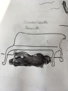 Underneath:Beneath